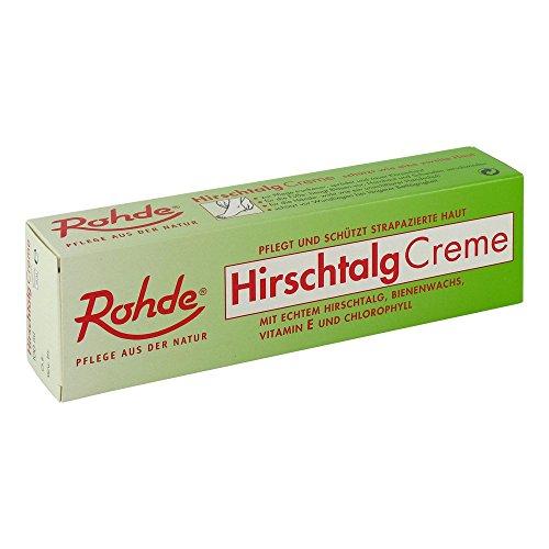 Rohde Hirschtalgcreme Tube, 100 ml