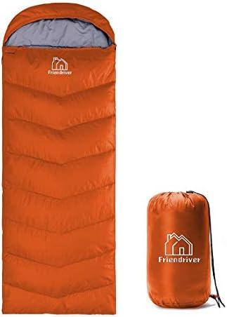 Top 10 Best orange sleeping bag Reviews