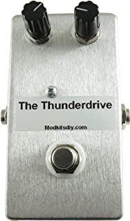 Overdrive Effects Pedal Kit The Thunderdrive