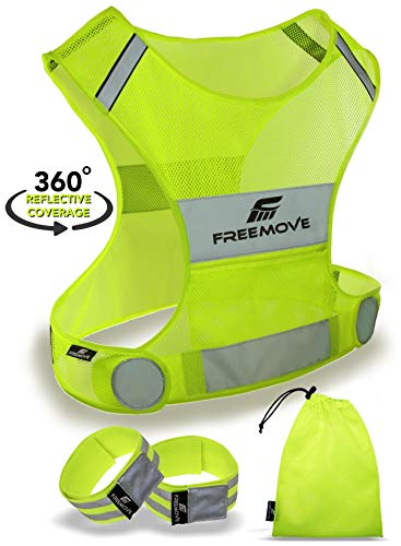 No.1 Reflective Vest Running Gear | YOUR BEST CHOICE TO