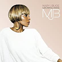 Mary J Blige Growing Pains Cd+dvd ( USA )