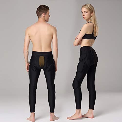 ADAHX Hip 3D Eva Imbottita di Protezione per Sci Snowboard Skate Bicicletta Guardia Crash Pants,...