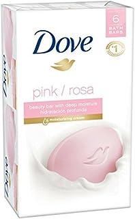 Dove Beauty Bar Pink , 6 Bar