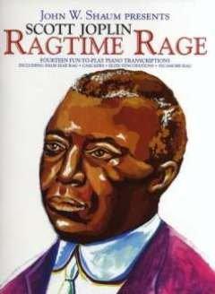 RAGTIME RAGE - arrangiert für Klavier [Noten / Sheetmusic] Komponist: JOPLIN SCOTT