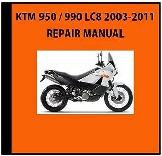 ktm 990 repair manual