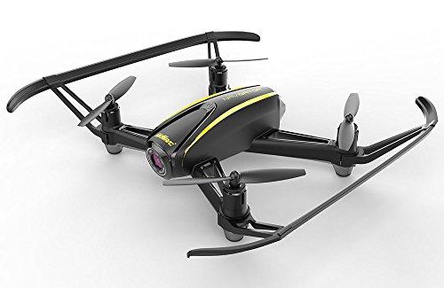 UDI A-U31W U31W Navigator RTF-WiFi Drohne mit Tx & HD Kamera & UVR-3 Brille/Screen, Mehrfarbig