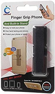 Elastic Band Finger Grip Phone Holder with Stand for Mobile Phones Tablets