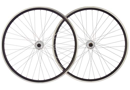 Taylor Wheels 20 pulgadas ruedas Dynamic 4 hohlkammer 6 agujeros Disc negro 5-8