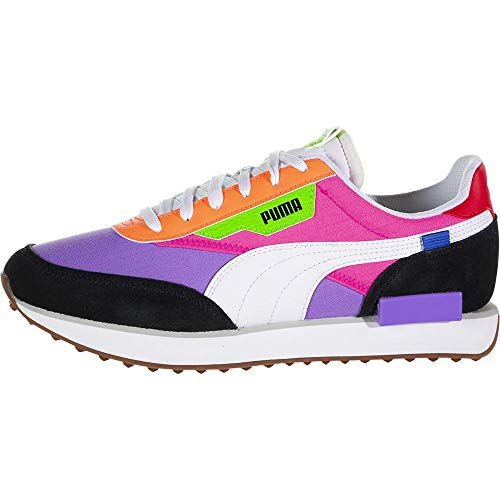 PUMA - Womens Rider Play On Wn¿S Shoes, Size: 8.5 B(M) US, Color: Luminous Purple/Fluo Pink
