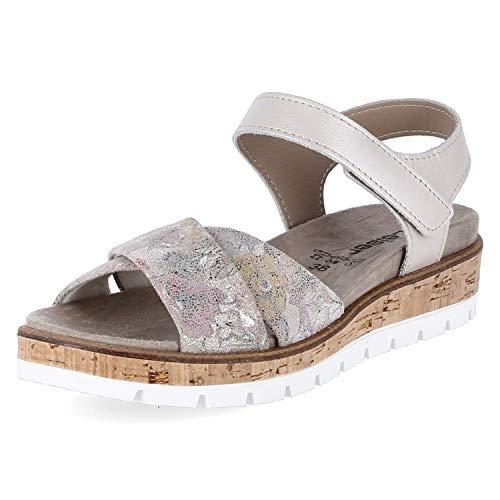 ACO Sandale Mia Größe 39, Farbe: Ice Flox 1405/804
