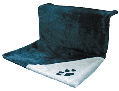 "Nobby Katzenliege ""CAT RELAX"" anthrazit 45 x 31 x 24 cm"