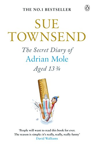 The Secret Diary of Adrian Mole Aged 13 3/4: Adrian Mole Book 1 (English Edition)