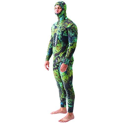 Riffe Digi-Tek Camo 3.5mm 2-Piece Wetsuit -...