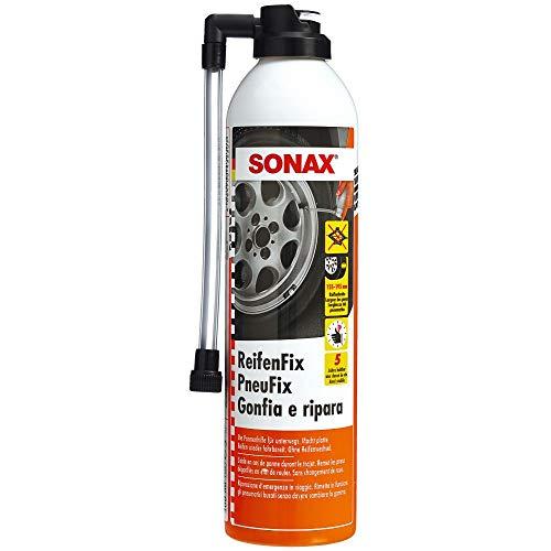 Preisvergleich Produktbild SONAX ReifenFix (400 ml) die zuverlässige Pannenhilfe für unterwegs / Art-Nr. 04323000