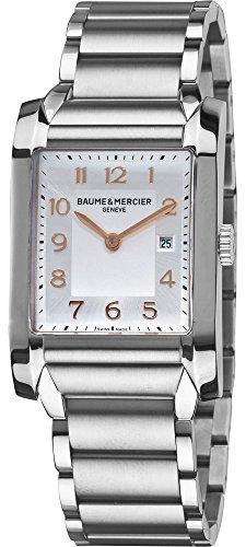 Baume & Mercier ハンプトン 長方形 10020