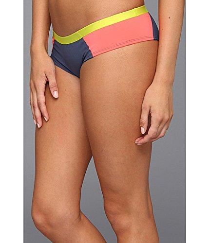 Nike Colorblock Bikini Bottom Grey L