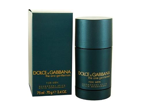 Dolce & Gabbana The One Gentleman homme/men, Deodorant Stick 75 ml, 1er Pack (1 x 75 ml)