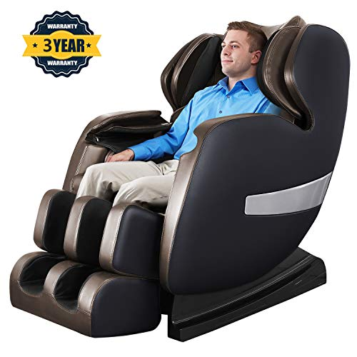 Sinoluck Massage Chair, Zero Gravity Massage Chair, Massage Chairs Full Body and Recliner, Electric...