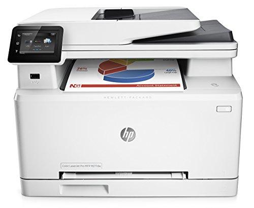 HP LaserJet Pro M277dw Wireless All-in-One Color Printer (Renewed)