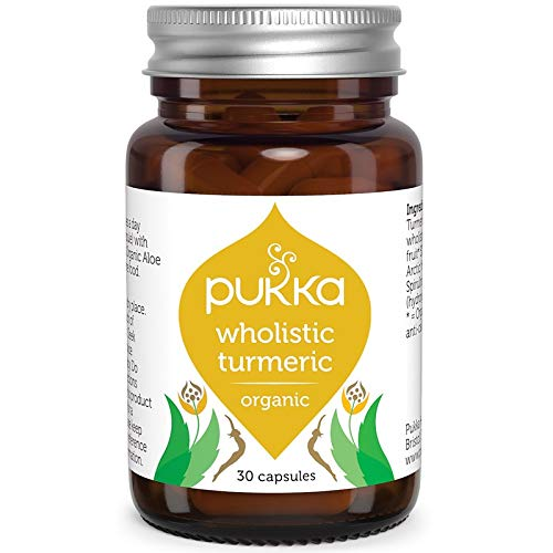 Pukka | Wholistic Turmeric | 2 X 30 Caps
