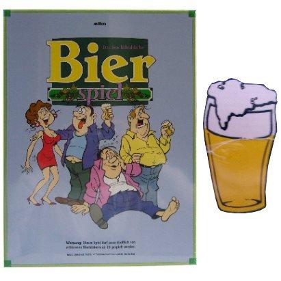 Das Bierspiel original Miko - Brettspiel Bierspiel