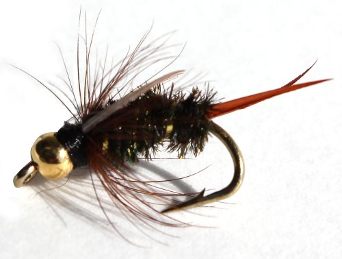 Creative Angler Gold Bead Prince Nymph Fly