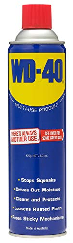 WD-40 Multi-Use Product Spray Lubricant, 425g