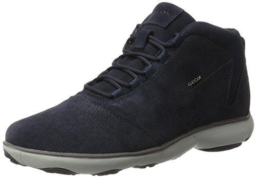 Geox Geox Baby Jungen B Shaax A Sneaker, Grau (Grey/Royal), 22 EU