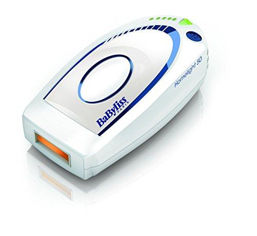 Babyliss - G932E - Homelight Epilateur à Lumière Pulsée Corps et Visage