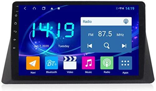 Hesolo Reproductor de vídeo de música para Coche con navegación Compatible con Honda Accord 8 Android Instalación de navegador GPS Multimedia para Coche CarPlay 4G + 64G