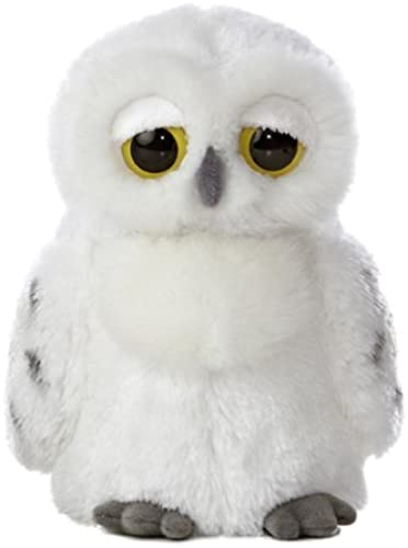 Aurora World World Dreamy Eyes 9.5 Plush, Lil' Flurry Snowy Owl by AURORA