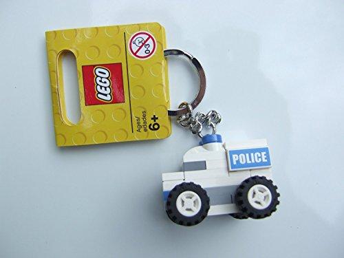 Lego 850953 Police Car Portachiavi