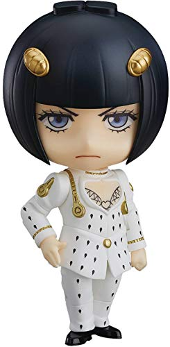MediCos Entertainment JoJo's Bizarre Adventure Golden Wind Nendoroid Action Figure Bruno Bucciarati 10 cm