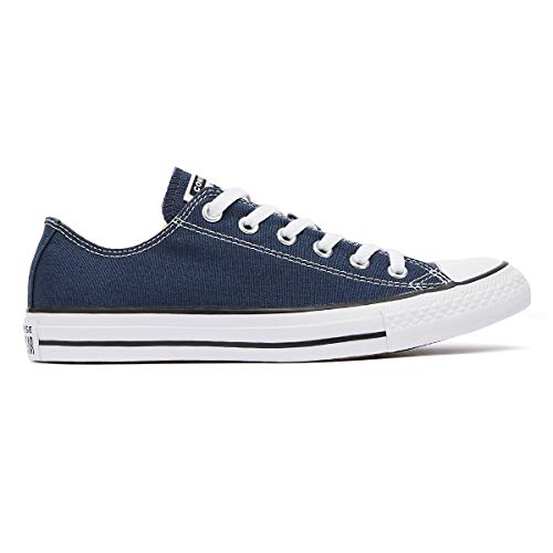 Converse Chuck Taylor All Star-Ox Low-Top, Navy - 2