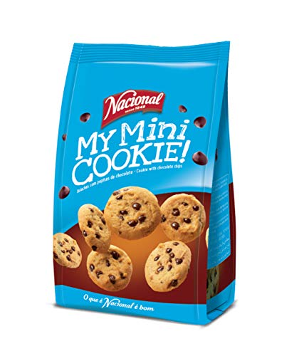 Nacional Desde 1849 Mini Cookies, Chocolate, 20 Gramos