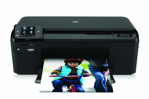HP Photosmart D110A e-All-in-One Printer (CN731A#B1H)