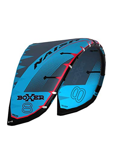 Naish Boxer Kite 2018/19-Blue / Grey-8,0