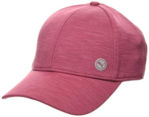 PUMA Damen W's Sport Cap, Rose Wine, OSFA
