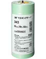 3M マスキングテープ 343