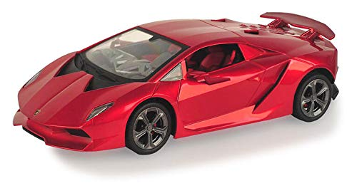 Remote Control RC CAR Racing Cars Compatible with Lamborghini VENENO 2.4G 1:24 Toy RC Cars Model Vehicle for Boys 6,7,8 Years Old, RED
