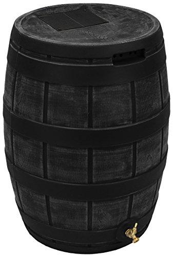 RW50-OAK Rain Wizard Rain Barrel
