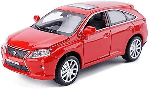 YLJJ Coches a Escala Modelo del Coche de Lexus del Camino SUV Vehículo uno y Treinta y Dos analógico fundición a presión de aleación de Juguete Gran Regalo para Pascua
