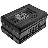 Battery for Greenworks PRO 80V Chainsaw Hard Case HC0 BPB80L00 2601302 BL80L2510 80V Jet Electric GBA80200 GBA80250 2901302 GBA80500(Li-ion,2000mAh)