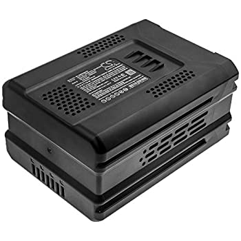 2000mAh Battery Replacement for Greenworks 80V 145MPH - 580CFM Cordless B Pro 80V PS80L00 BPB80L2510 Pro GBL80320 80V 125 MPH - 500 2600602 MO80L00 GBA80500 2901302 GBA80200 GBA80400 GBA80250 80.0V