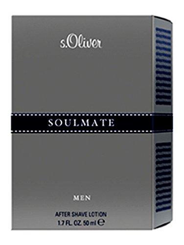 S.Oliver Soulmate Men homme/men, Aftershave Lotion, 1er Pack (1 x 50 g)