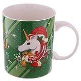 Lauren Billingham Weihnachten Einhorn Porzellan Tasse