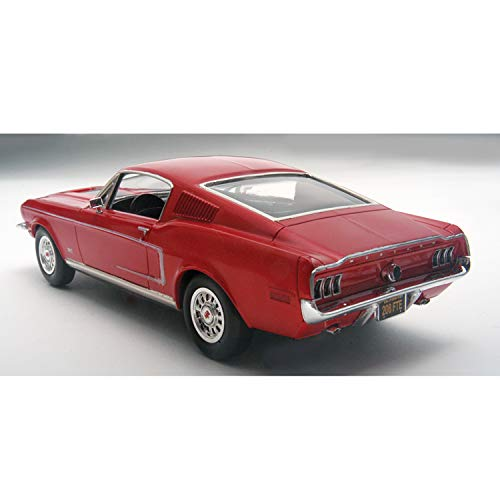 Revell 1:25 '68 Mustang GT 2 'N 1, Red