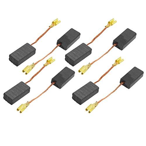 sourcingmap 8pcs 16x8x5mm Escobillas de carbón para Motor Bosch amoladora angular 6-100 ⭐