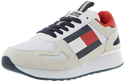 Tommy Hilfiger Wmns Lifestyle Runner, Zapatillas Mujer