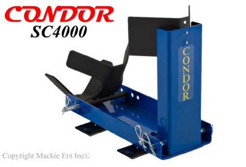 Condor Scooter/moped Wheel Chock Stay Tie-Down
